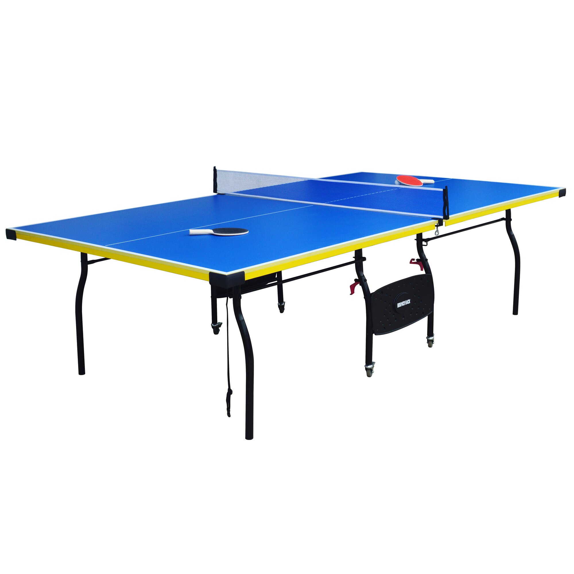 Foldaway Dining Table : Hathaway Games Bounce Table Tennis Table BG2325 from www.tehroony.com size 2000 x 2000 jpeg 238kB