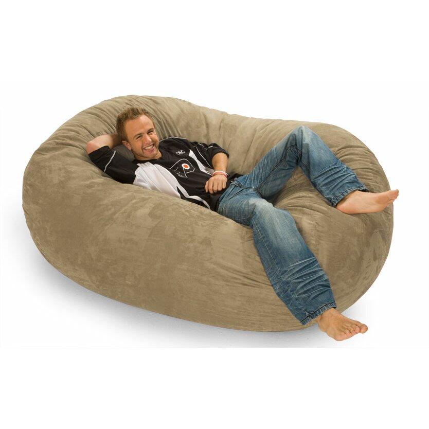 Relax Sacks Colossa Bean Bag Sofa Amp Reviews Wayfair