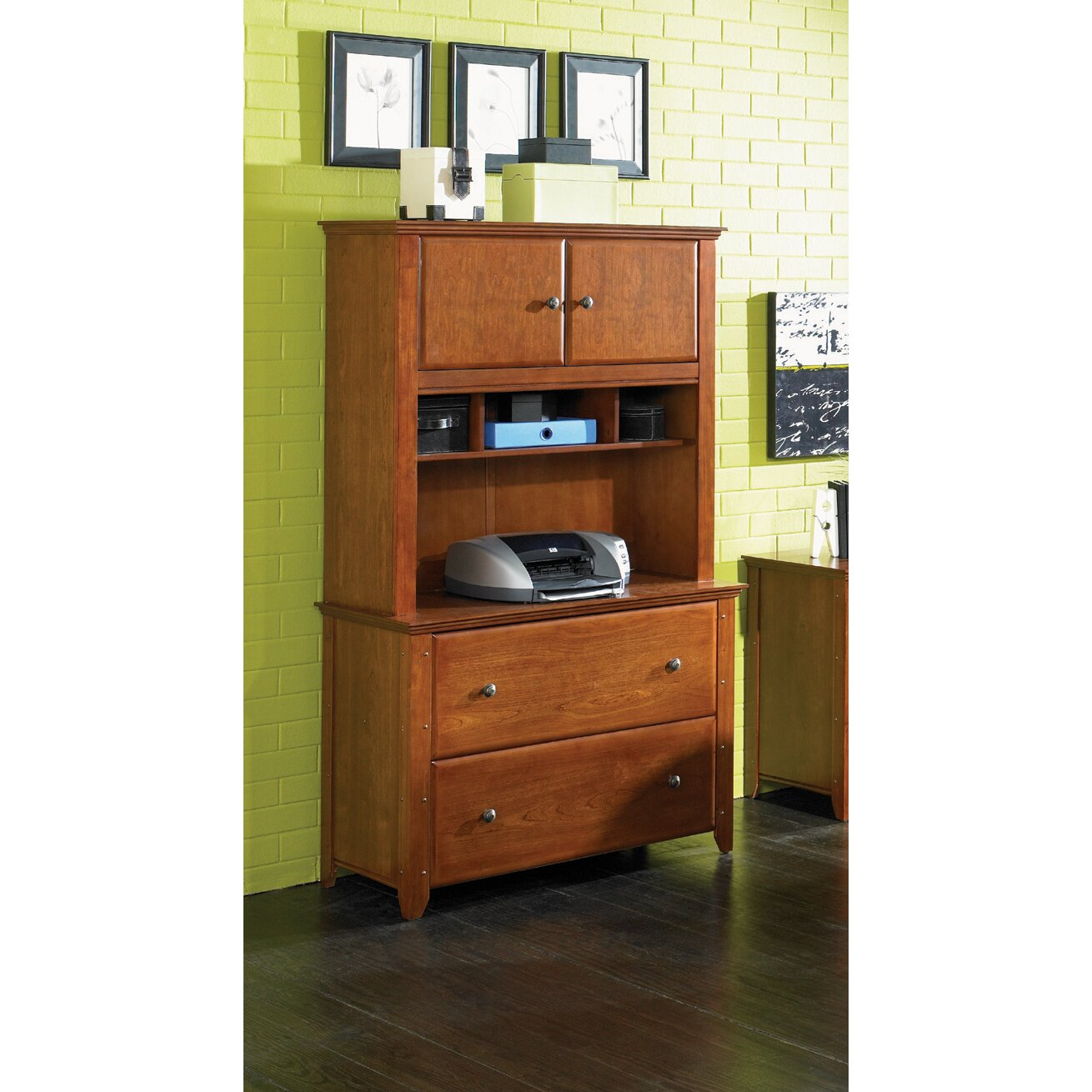 OS Home & Office Furniture Hudson Valley Storage Cabinet
