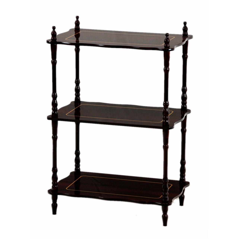 Mega Home 30 Quot Etagere Bookcase Amp Reviews Wayfair