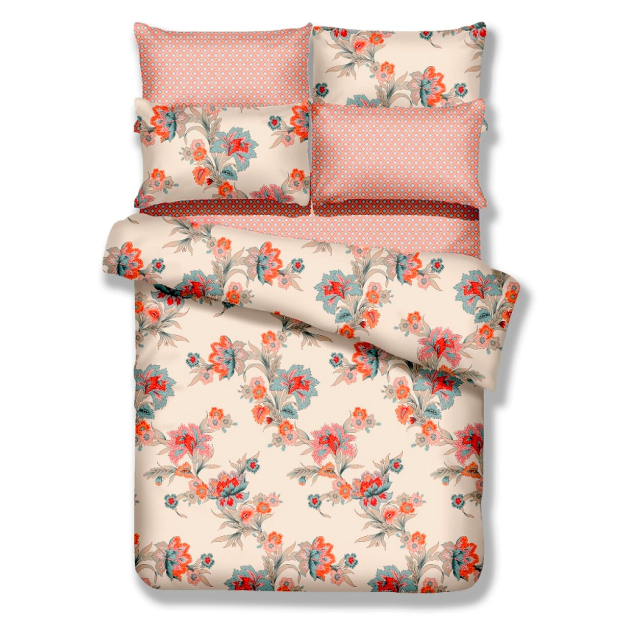 Dolce Mela Duvet Cover Set Reviews Wayfair