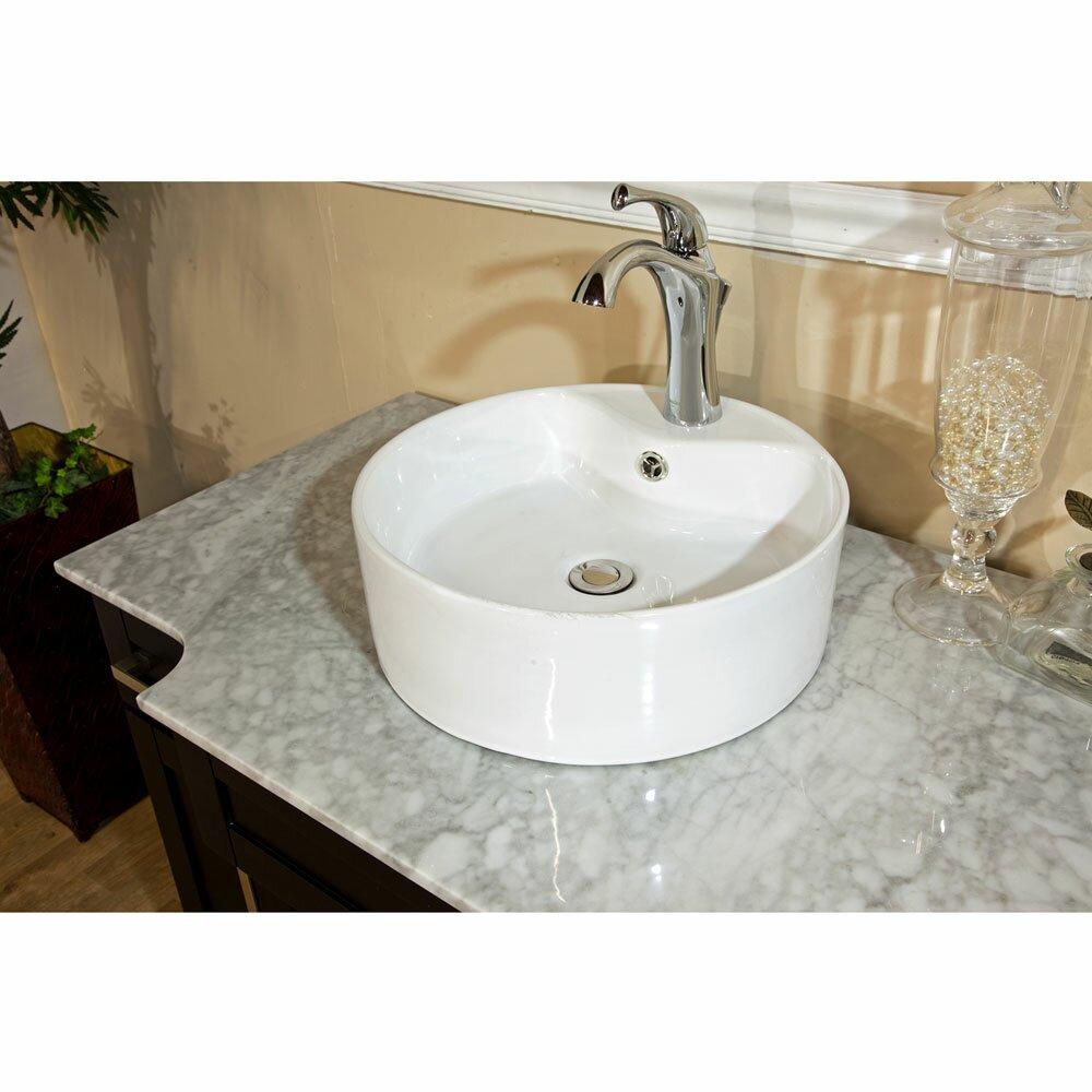 Bellaterra home 40 single bathroom vanity set reviews for Bella bathrooms