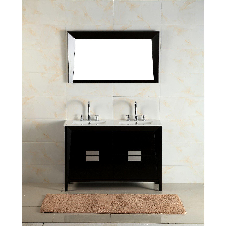 bellaterra home 48 double sink vanity set reviews