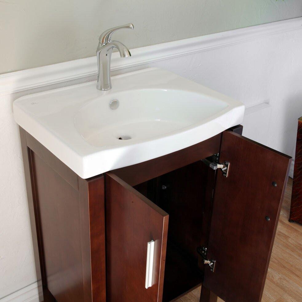Bellaterra Home Bergman 24 Single Bathroom Vanity Set