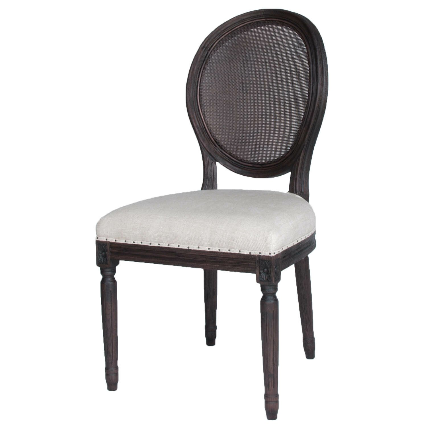 Orient express furniture oliver side chair reviews wayfair for Furniture express