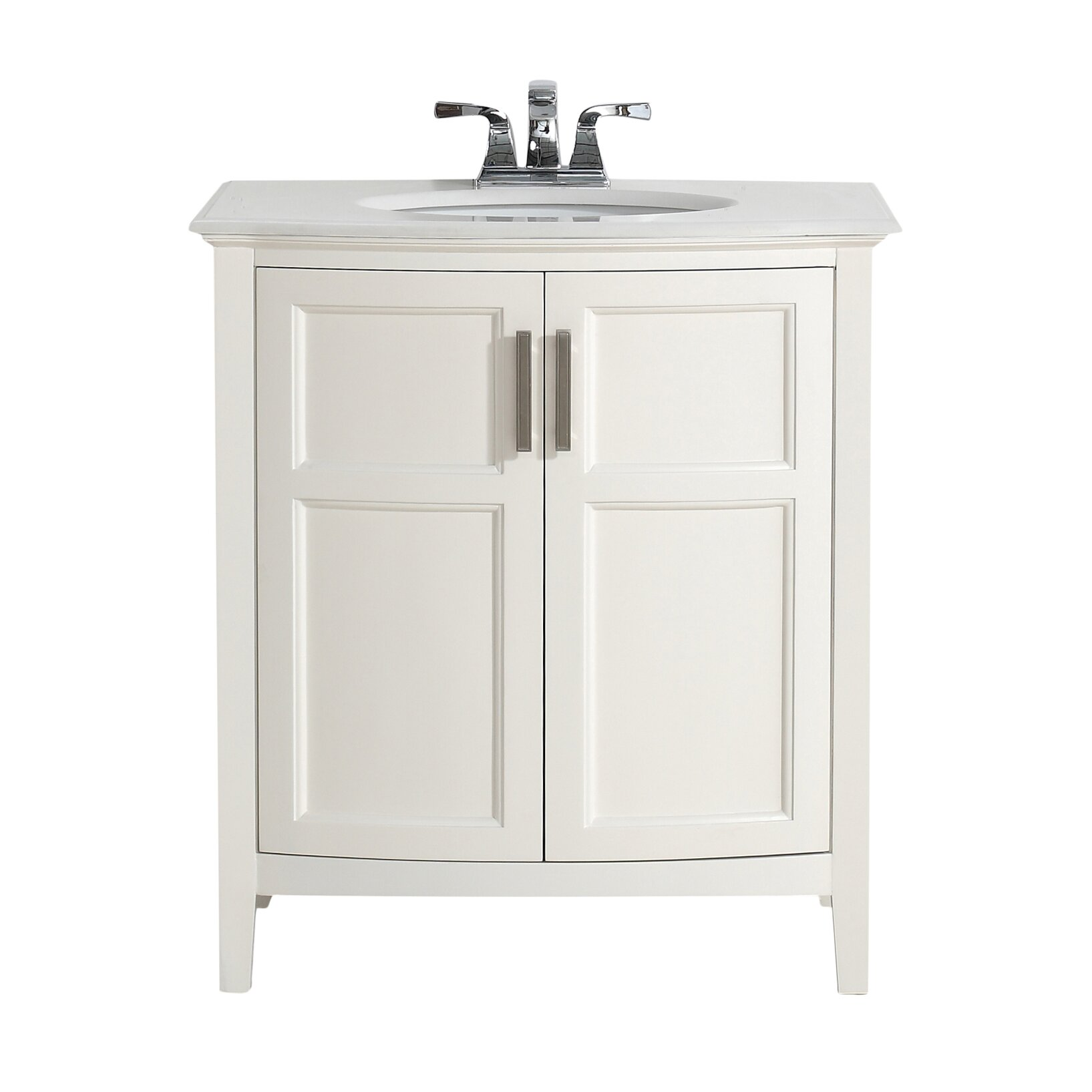 simpli home winston 31 single rounded front bathroom