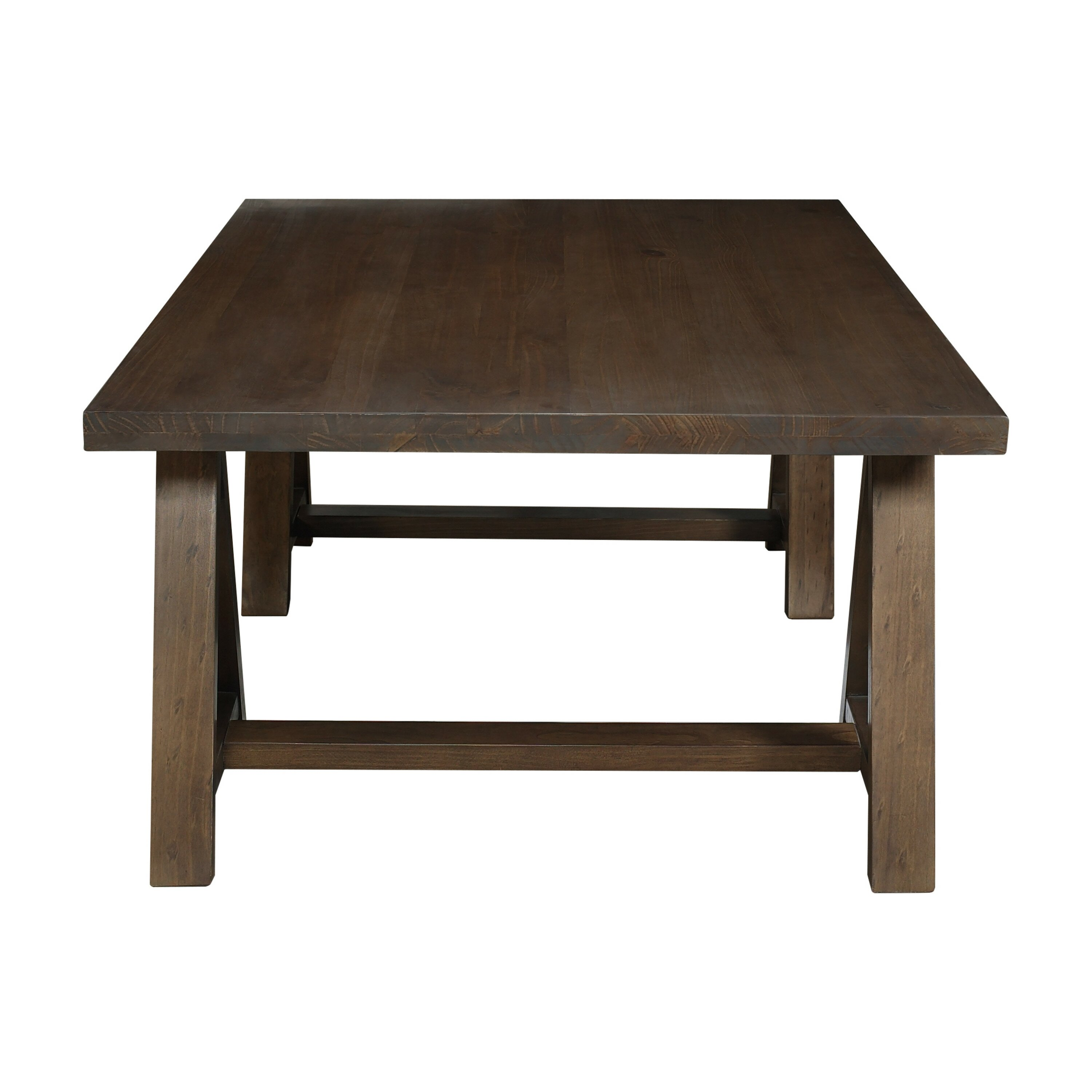Simpli Home Sawhorse Coffee Table Reviews