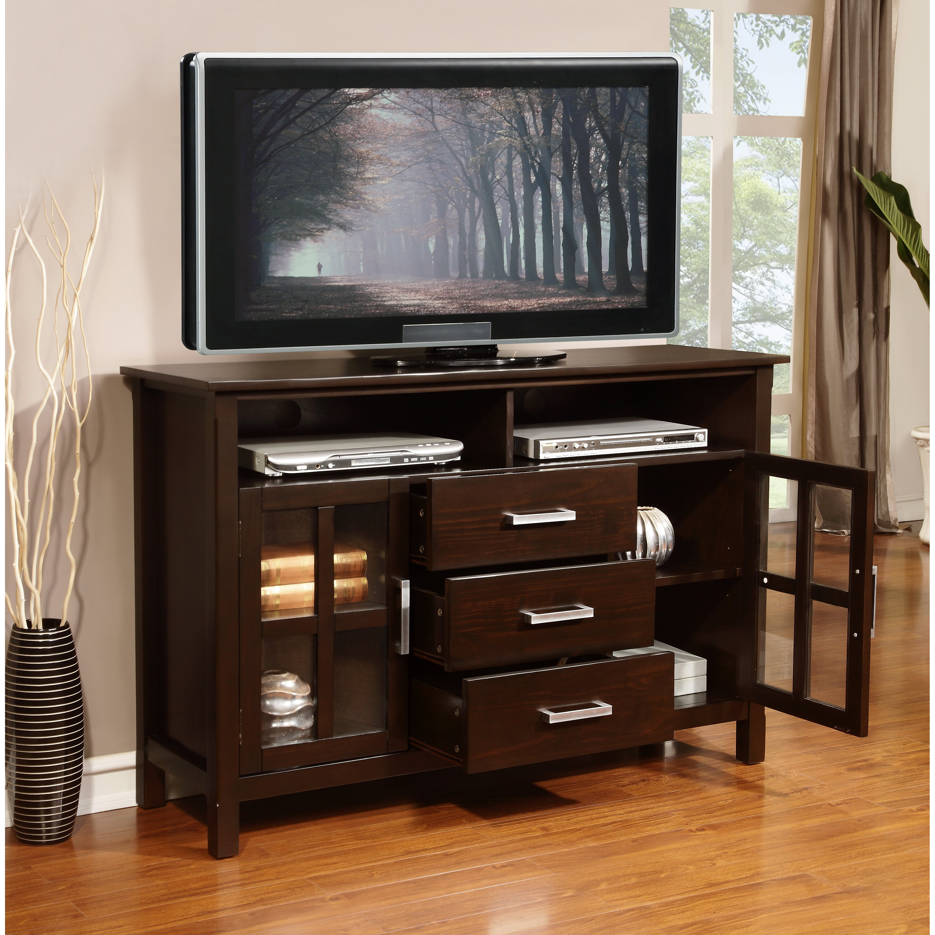 Furniture Stores In Kitchener Waterloo: Simpli Home Kitchener TV Stand & Reviews