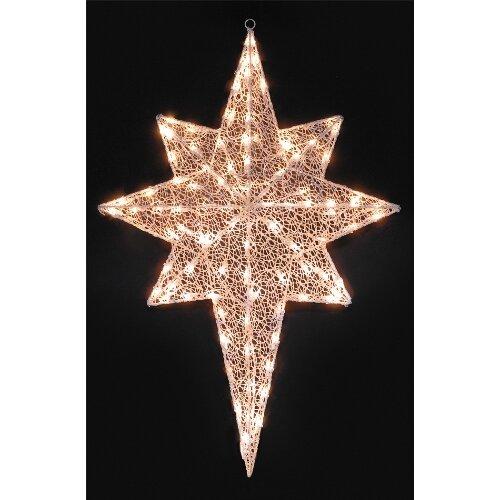 Christmas Decorations Star Of Bethlehem : Lb international bethlehem star christmas decoration