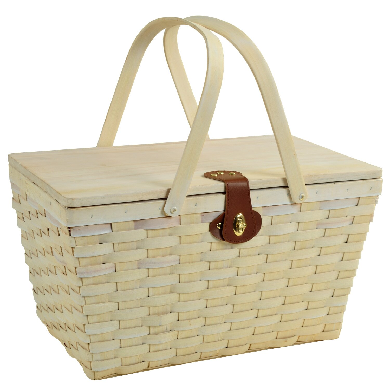 Amberley Ascot 4 Person Picnic Basket : Picnic at ascot settler person basket wayfair