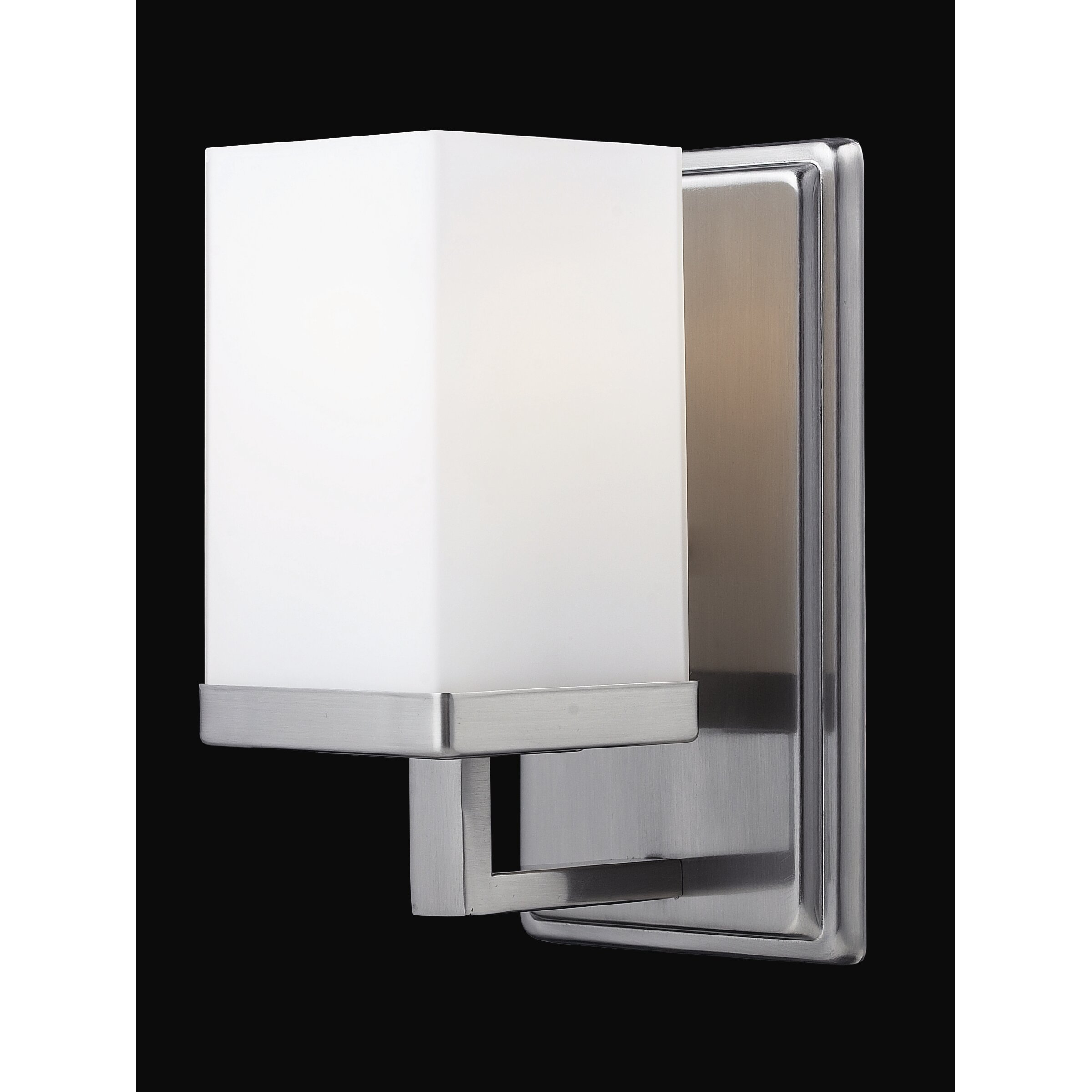Wall Sconces At Wayfair : Z-Lite Tidal 1 Light Wall Sconce & Reviews Wayfair