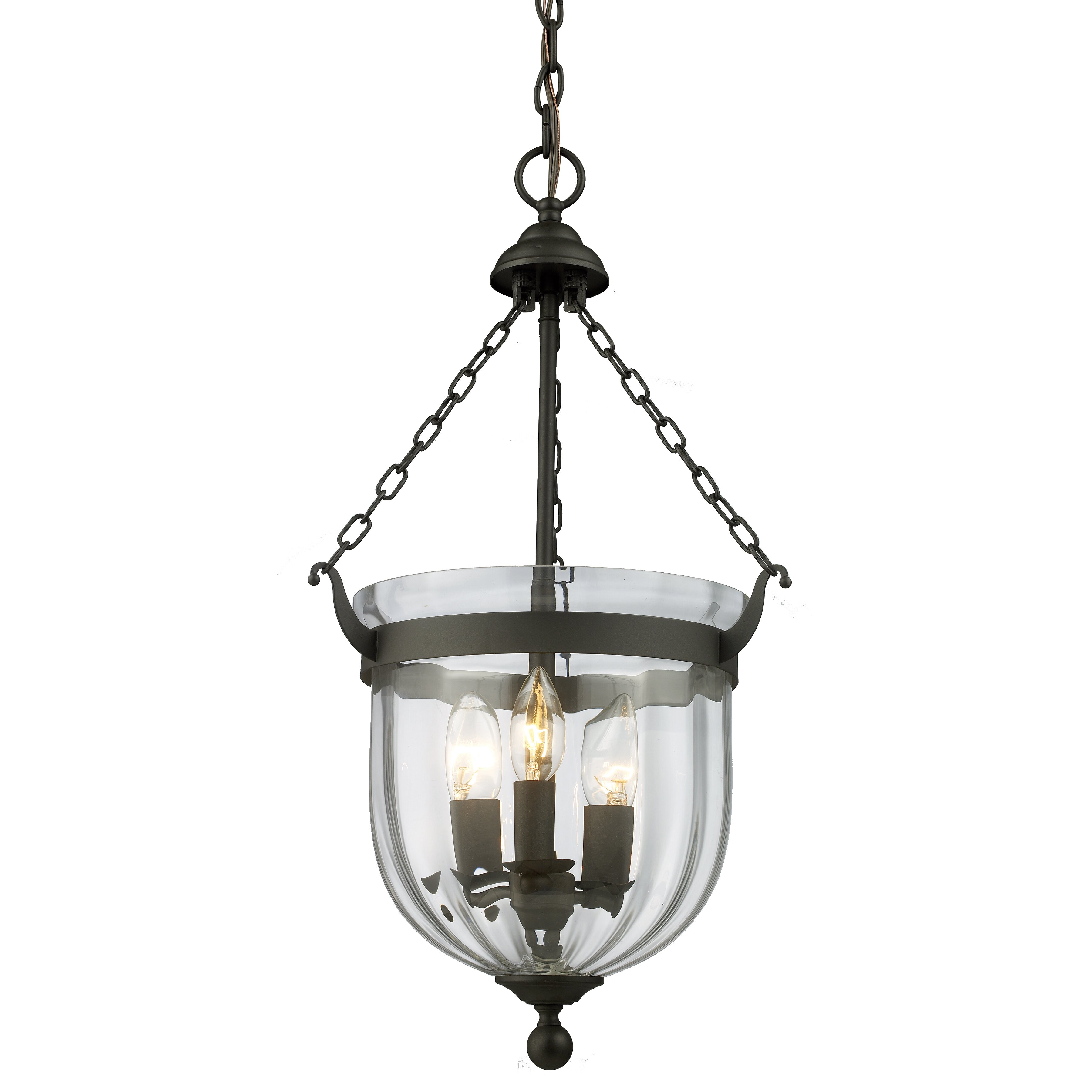 white foyer pendant lighting candle. Z Lite 3 Light Warwick Foyer Pendant Reviews Wayfair White Lighting Candle