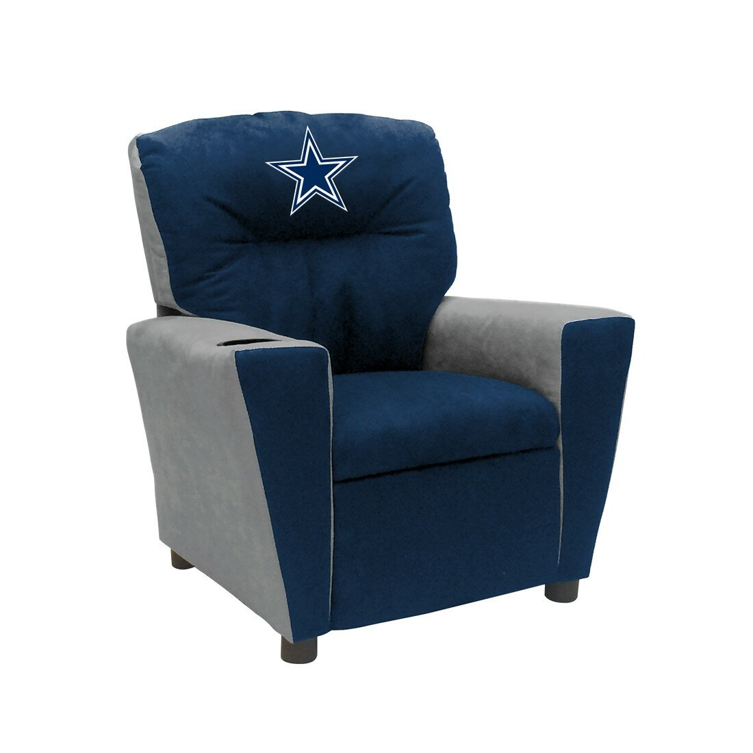 Imperial Nfl Kids Recliner With Cup Holder Amp Reviews