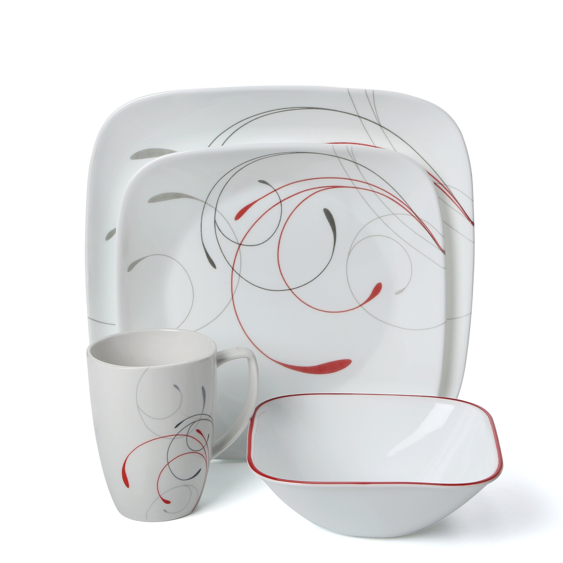 I bought Corelle thinking it was safe dishware to have in my home. Its lovely, lightweight and cleans easily. I would not recommend this product even if it was free anymore.
