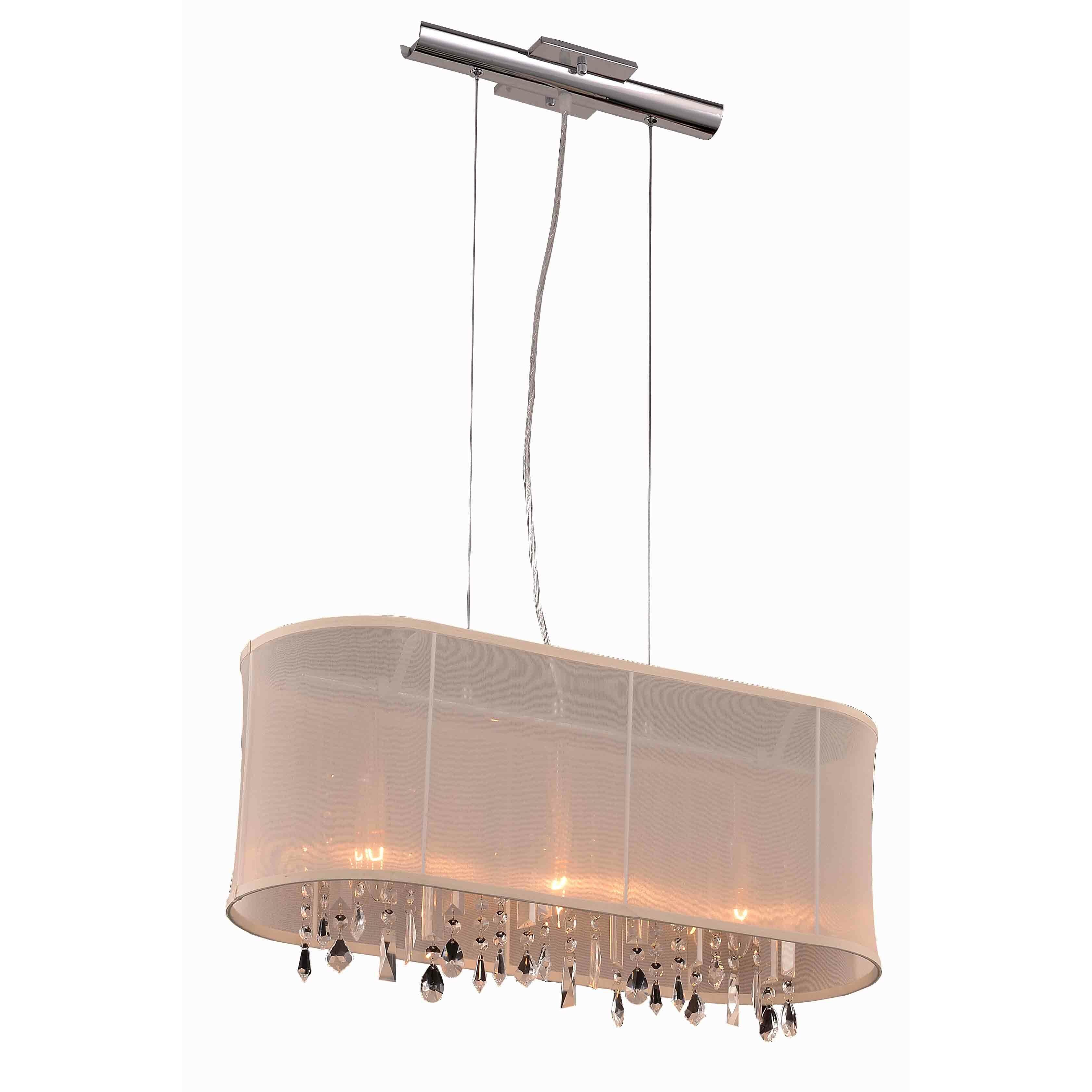 Wildon home harmony 3 light kitchen island pendant wayfair for 3 light pendant island kitchen lighting