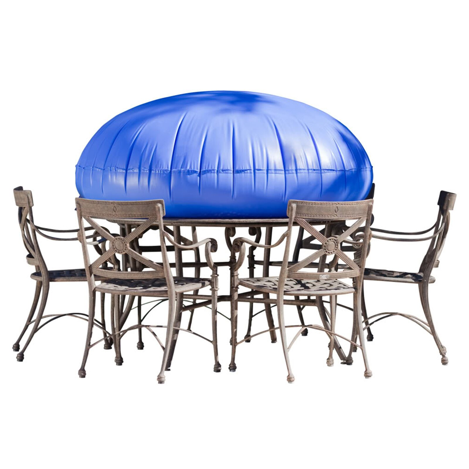 duck covers elite round patio table and chair set cover reviews