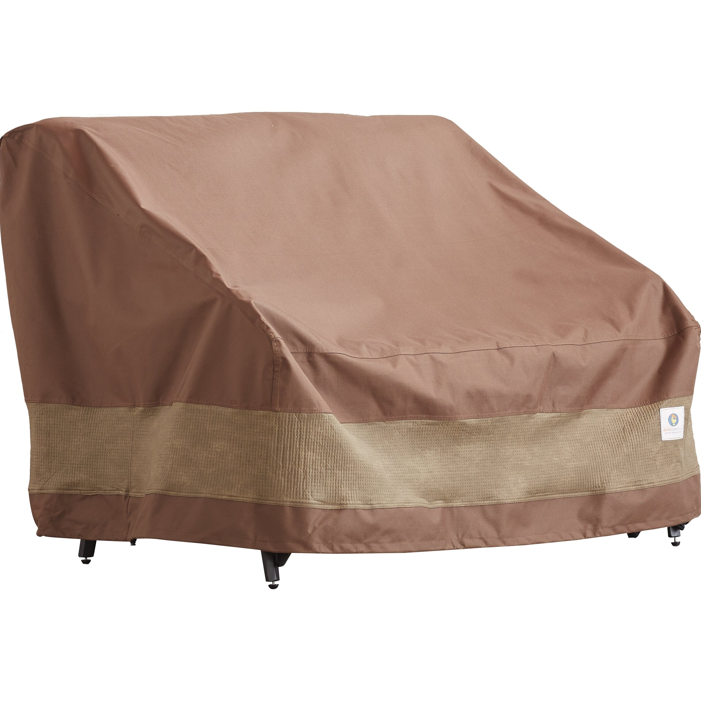 Duck Covers Ultimate Patio Loveseat Cover & Reviews