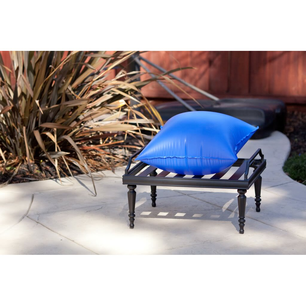 Duck covers elite patio ottoman side table cover reviews for Wayfair garden furniture covers