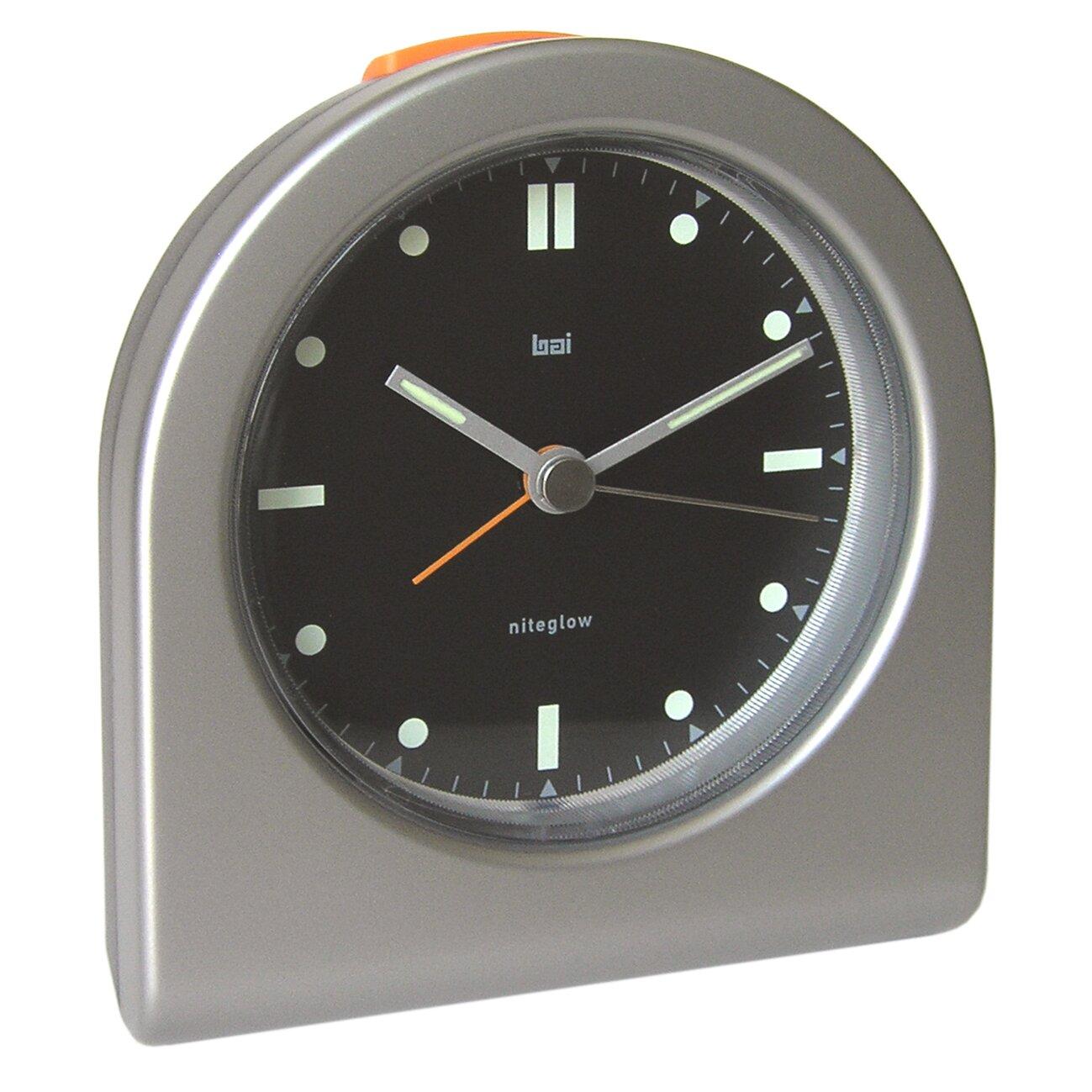 Bai design logic designer alarm clock reviews wayfair for Designer alarm clock