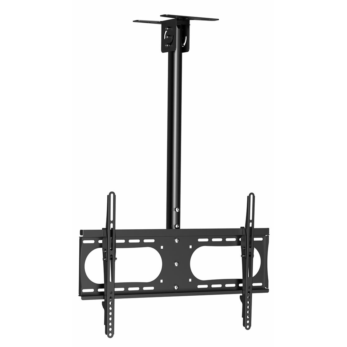arrowmounts adjustable pole angle tilt ceiling mount for. Black Bedroom Furniture Sets. Home Design Ideas