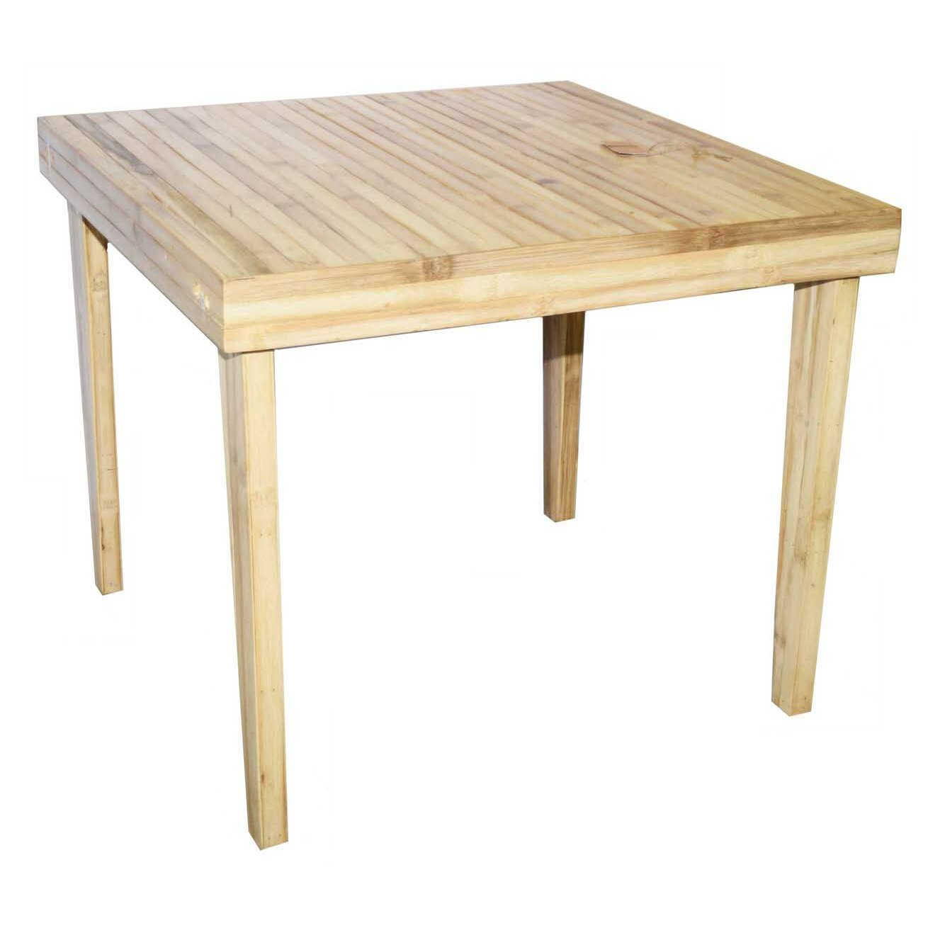 Bamboo54 baroque dining table wayfair for Baroque dining table set