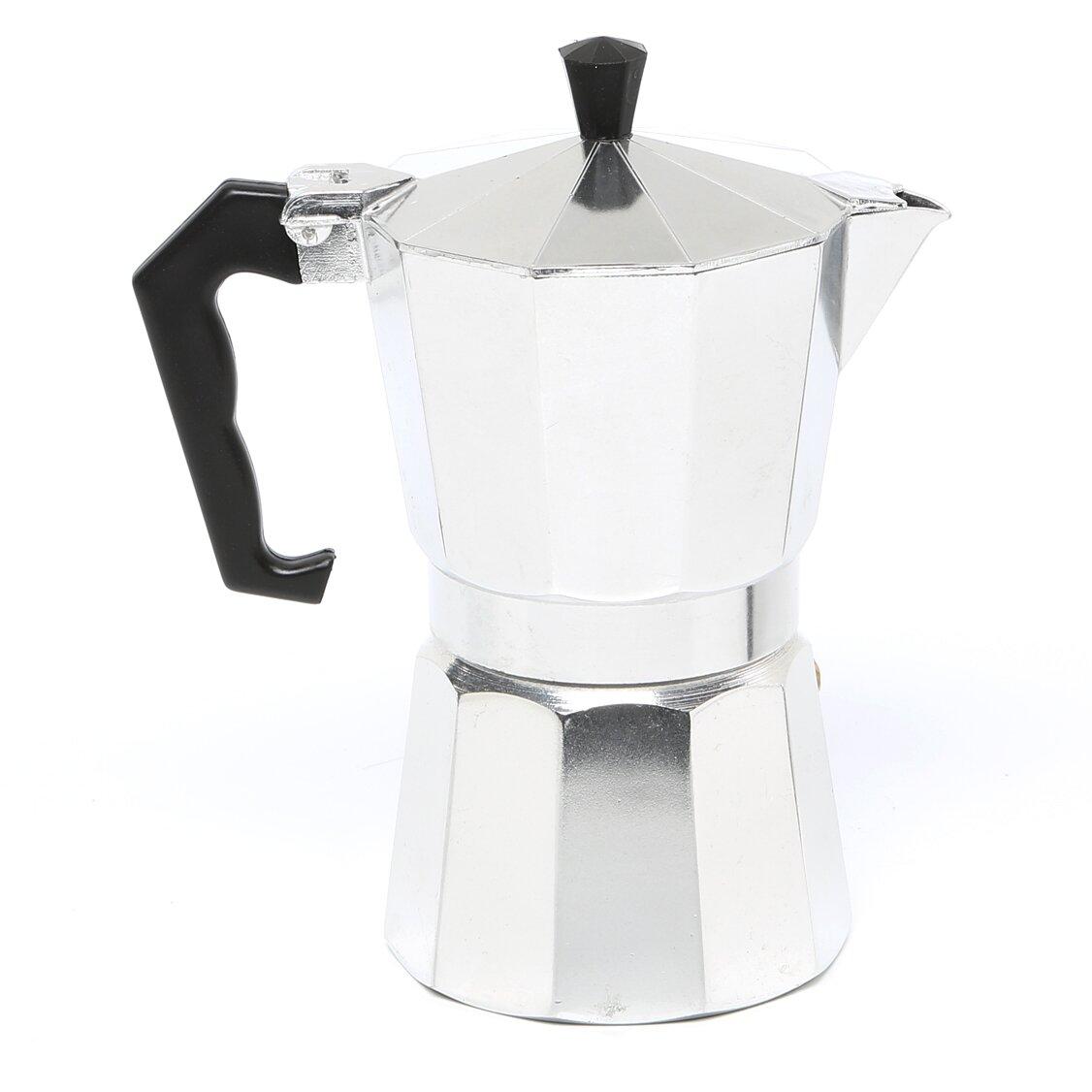 Kitchen Living Coffee Maker Reviews : Bialetti Venus Espresso Maker & Reviews Wayfair