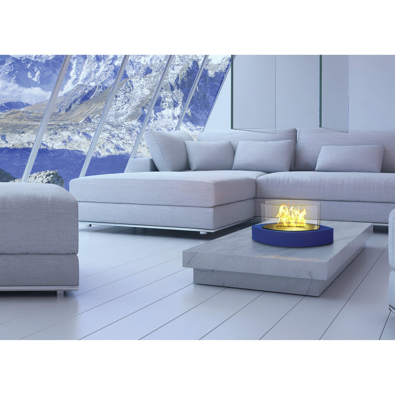 Anywhere Fireplaces Lexington L Bio Ethanol Tabletop Fireplace Reviews Wayfair