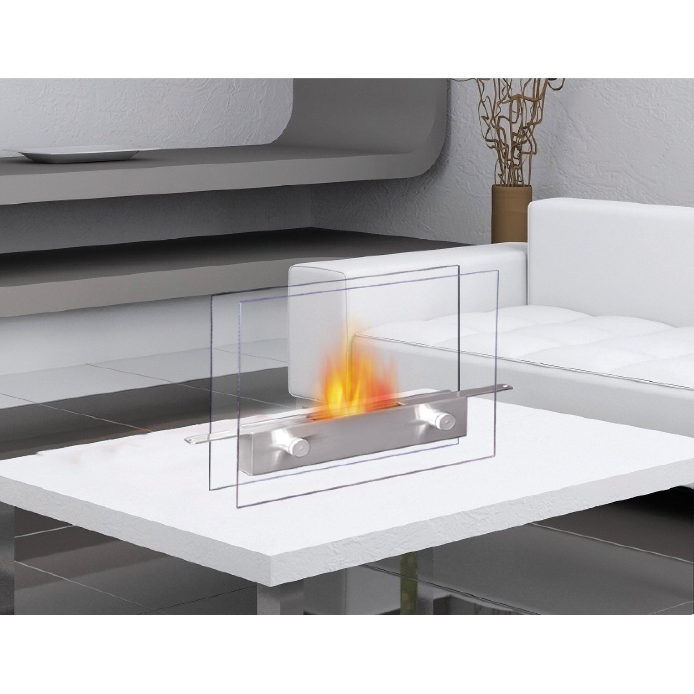 Anywhere Fireplaces Metropolitan Bio Ethanol Tabletop