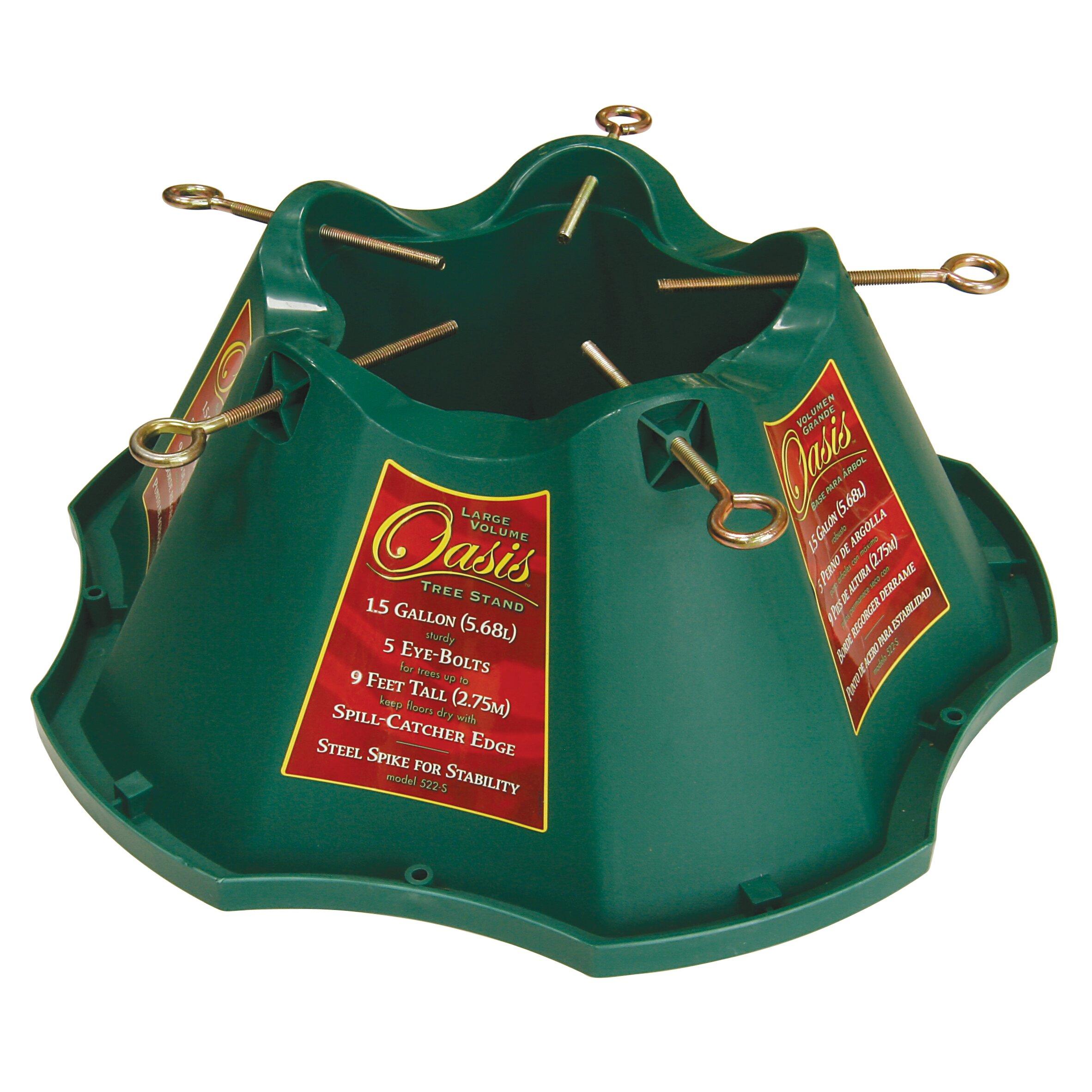 Jack post large one gallon christmas tree stand wayfair