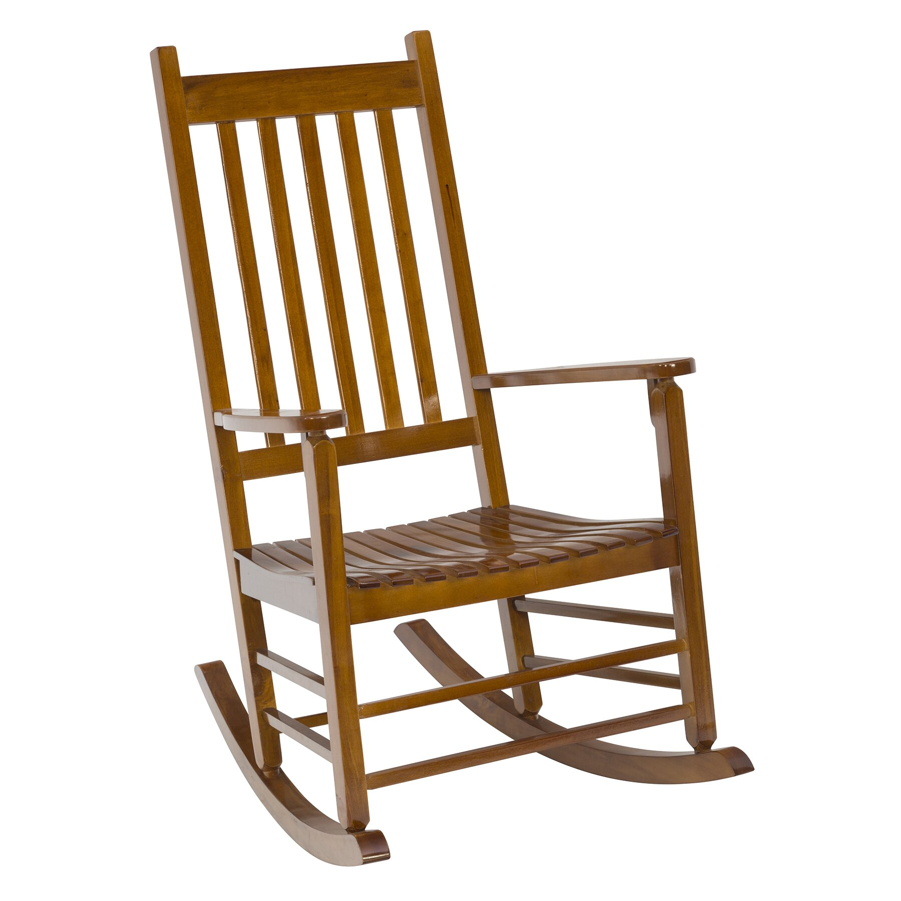 Jack post mission rocking chair reviews wayfair - Rocking chair but ...