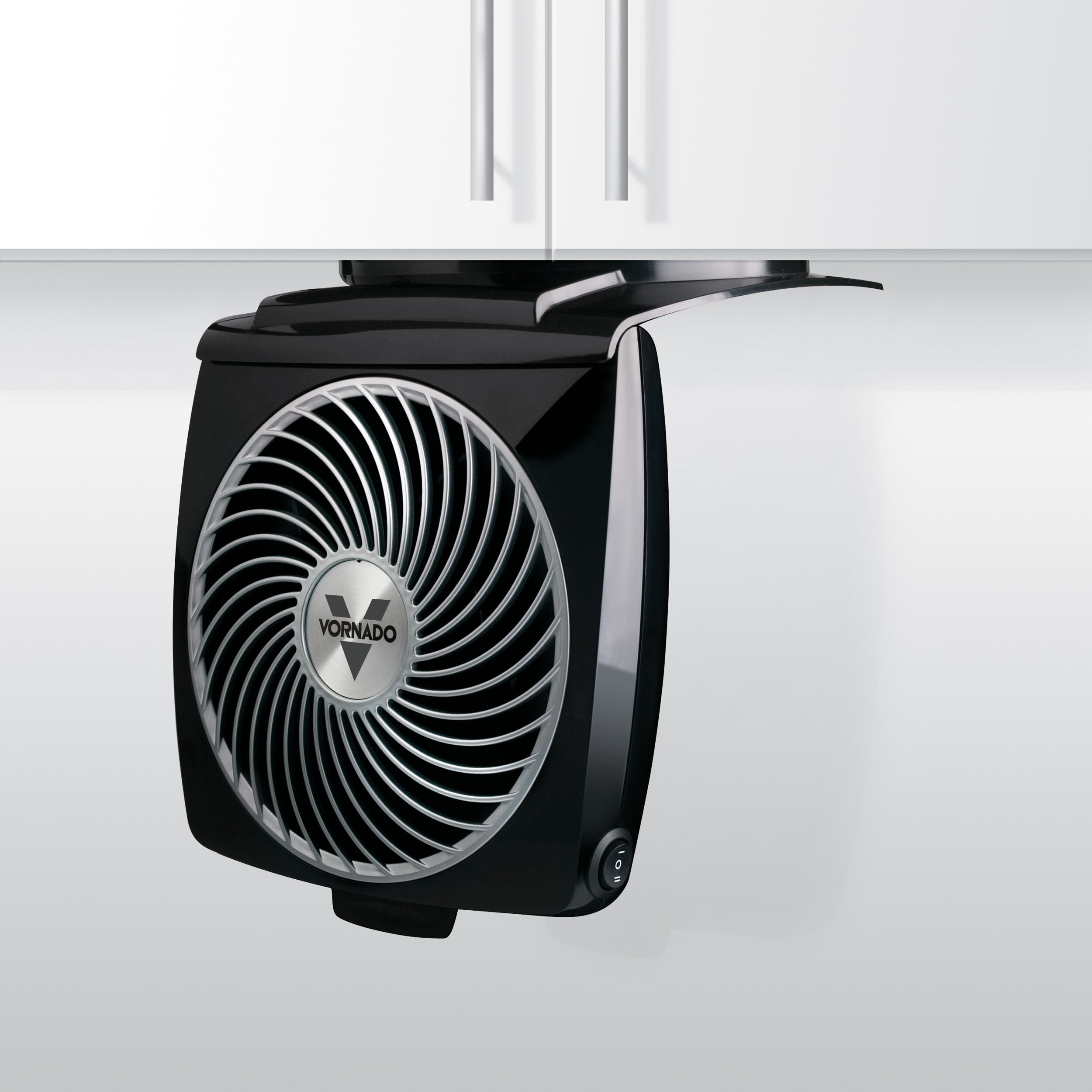 "Kitchen Ceiling Exhaust Fan With Light: Vornado 7.5"" Exhaust Fan & Reviews"
