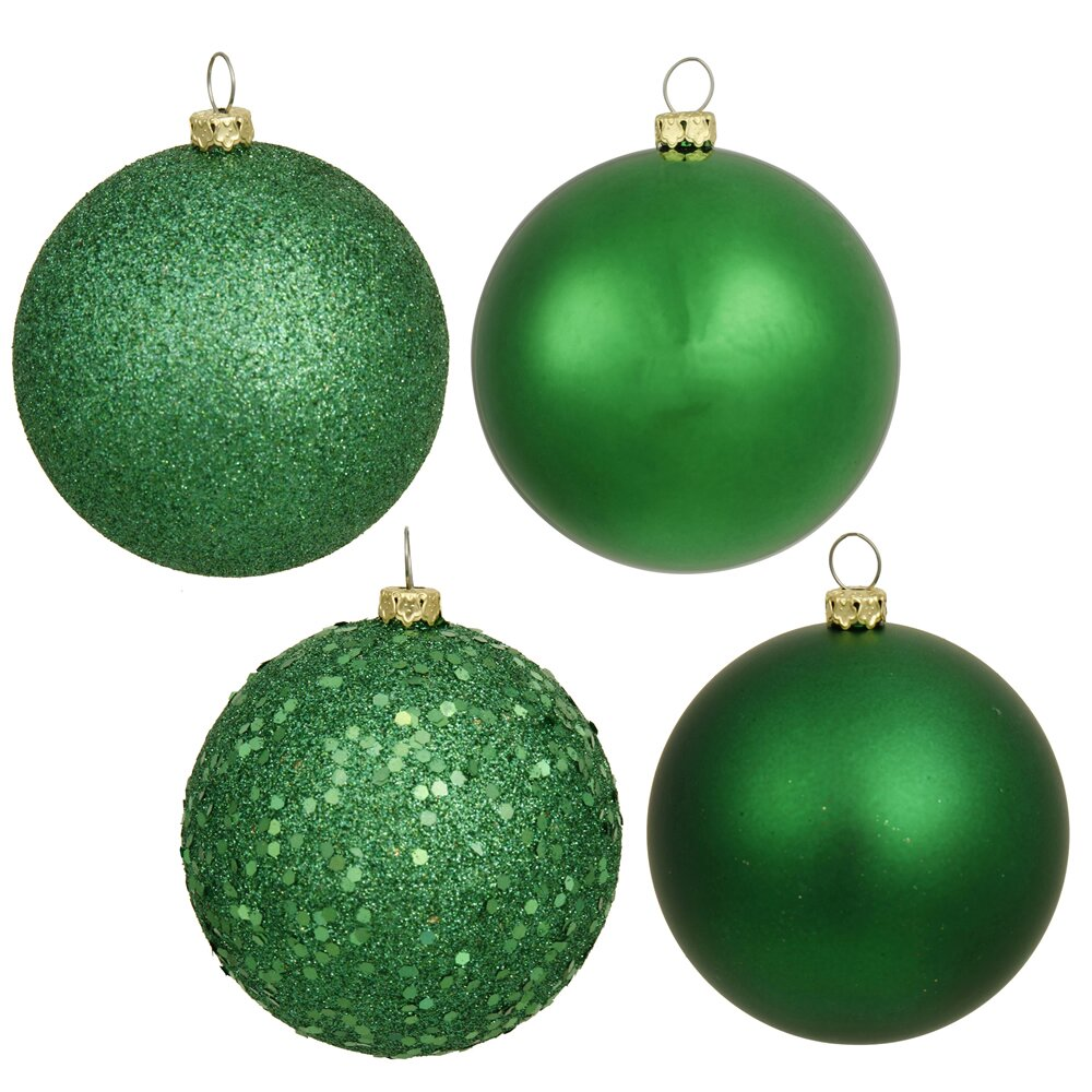 Religious Christmas Ornament Assortment: Vickerman Assorted Ball Christmas Ornament & Reviews