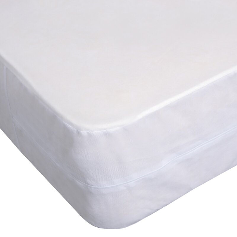 Protect a bed bed bug proof box spring encasement mattress for Bed bug mattress and box spring cover sets