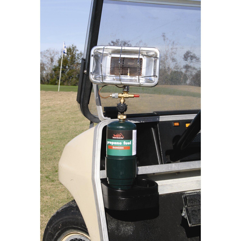 Texsport 3 000 Btu Portable Propane Tank Top Heater