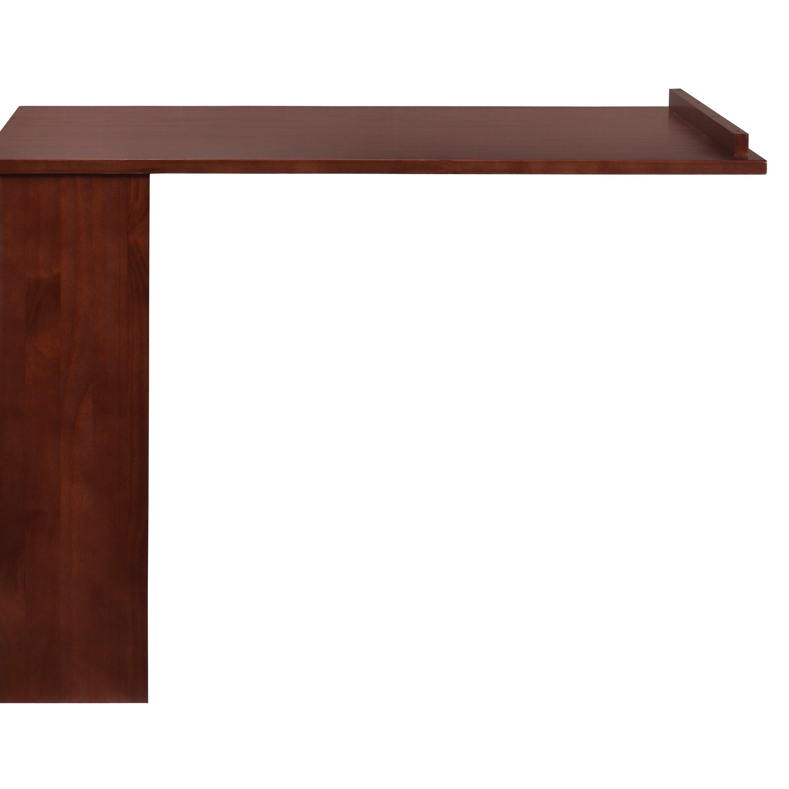 Canwood furniture whistler junior slide out desk reviews wayfair - Canwood whistler ...