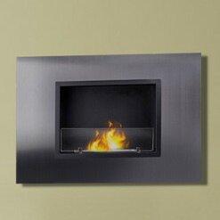 Pureflame Orinda Wall Mount Ethanol Fireplace Wayfair