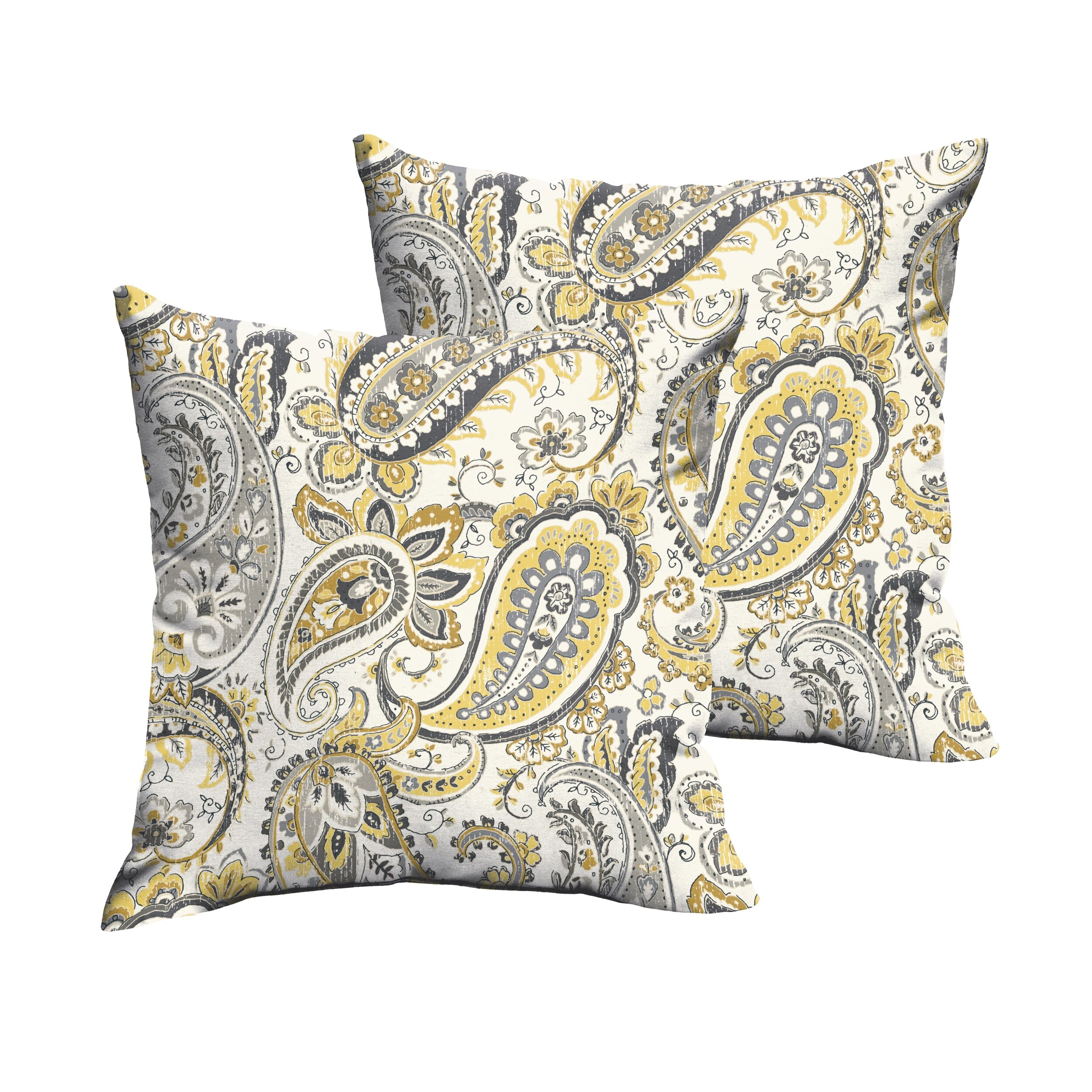 Indoor Outdoor Decorative Pillows : Darby Home Co Agawam Indoor/Outdoor Throw Pillow & Reviews Wayfair