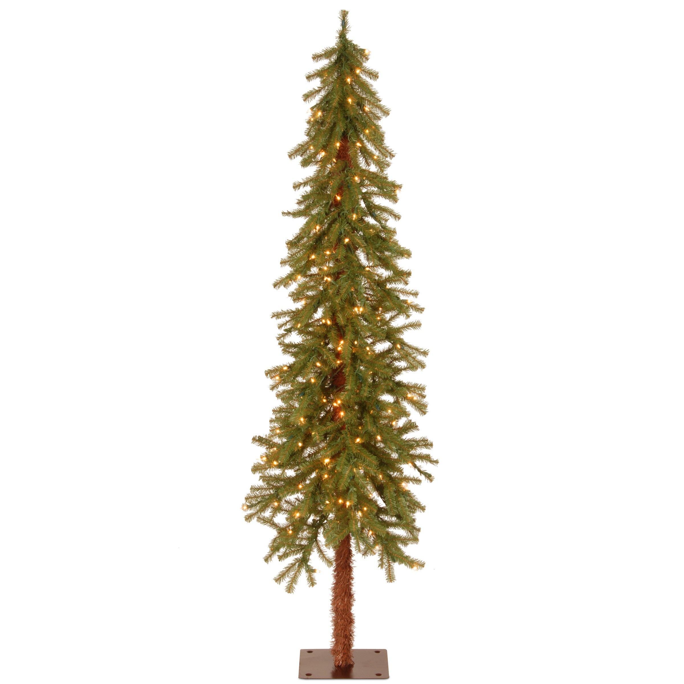 National Tree Co. Hickory Cedar 6' Green Artificial