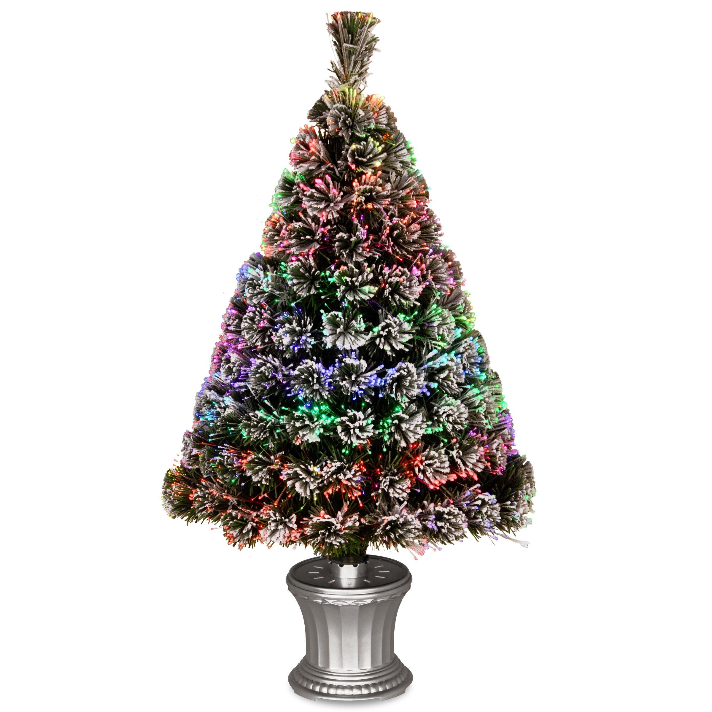National tree co fiber optics artificial christmas