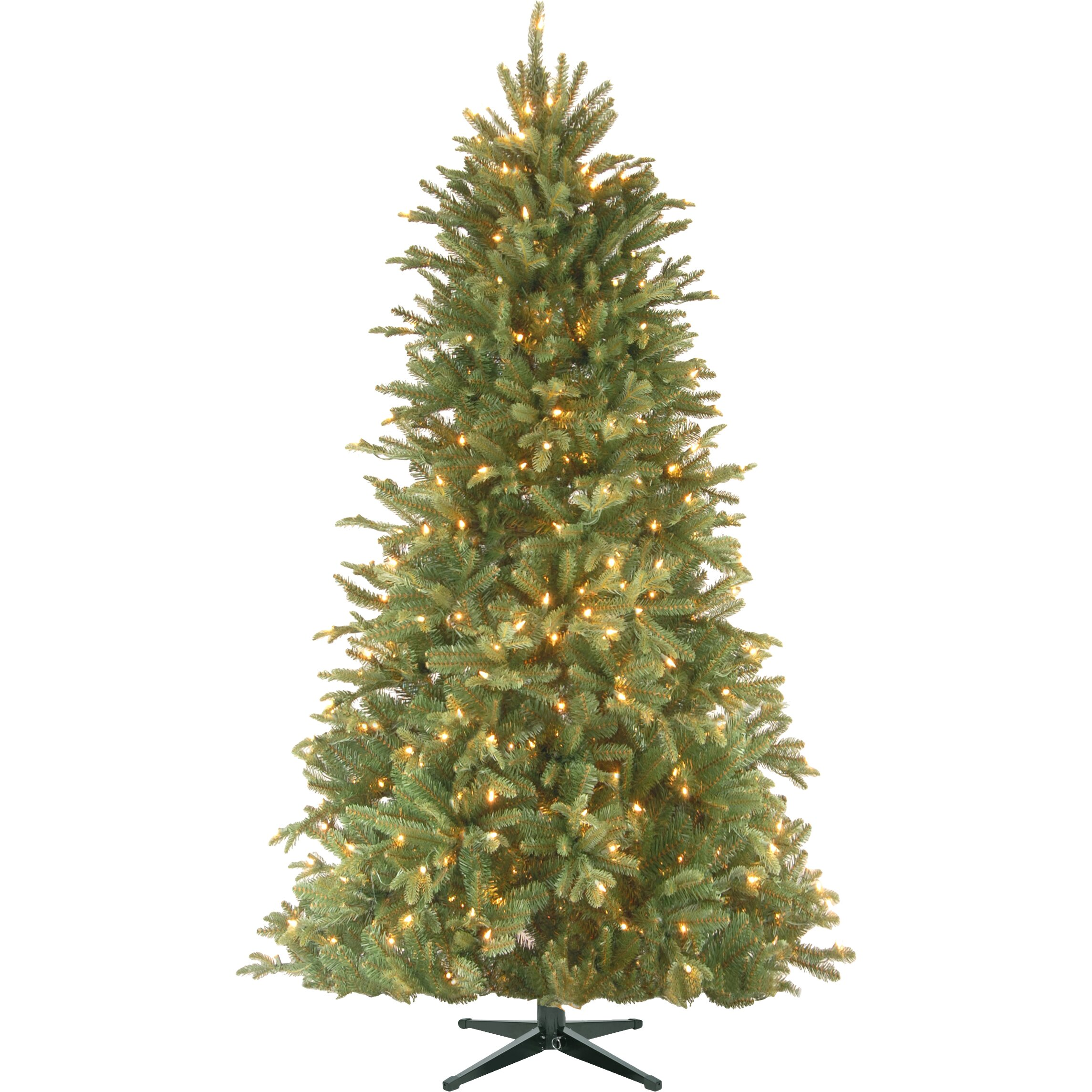 National Tree Co 5 39 Tiffany Fir Trees Artificial