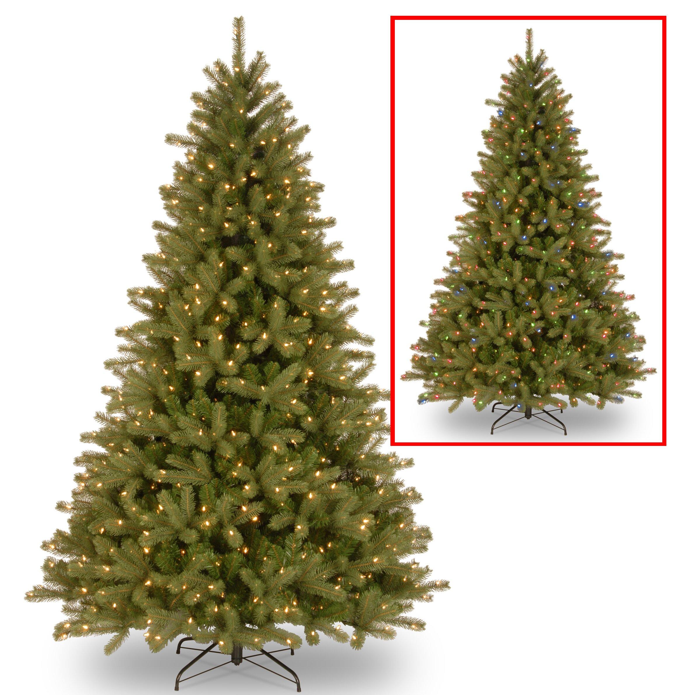 Pre-Lit & Fiber Optic Christmas Trees You'll Love | Wayfair