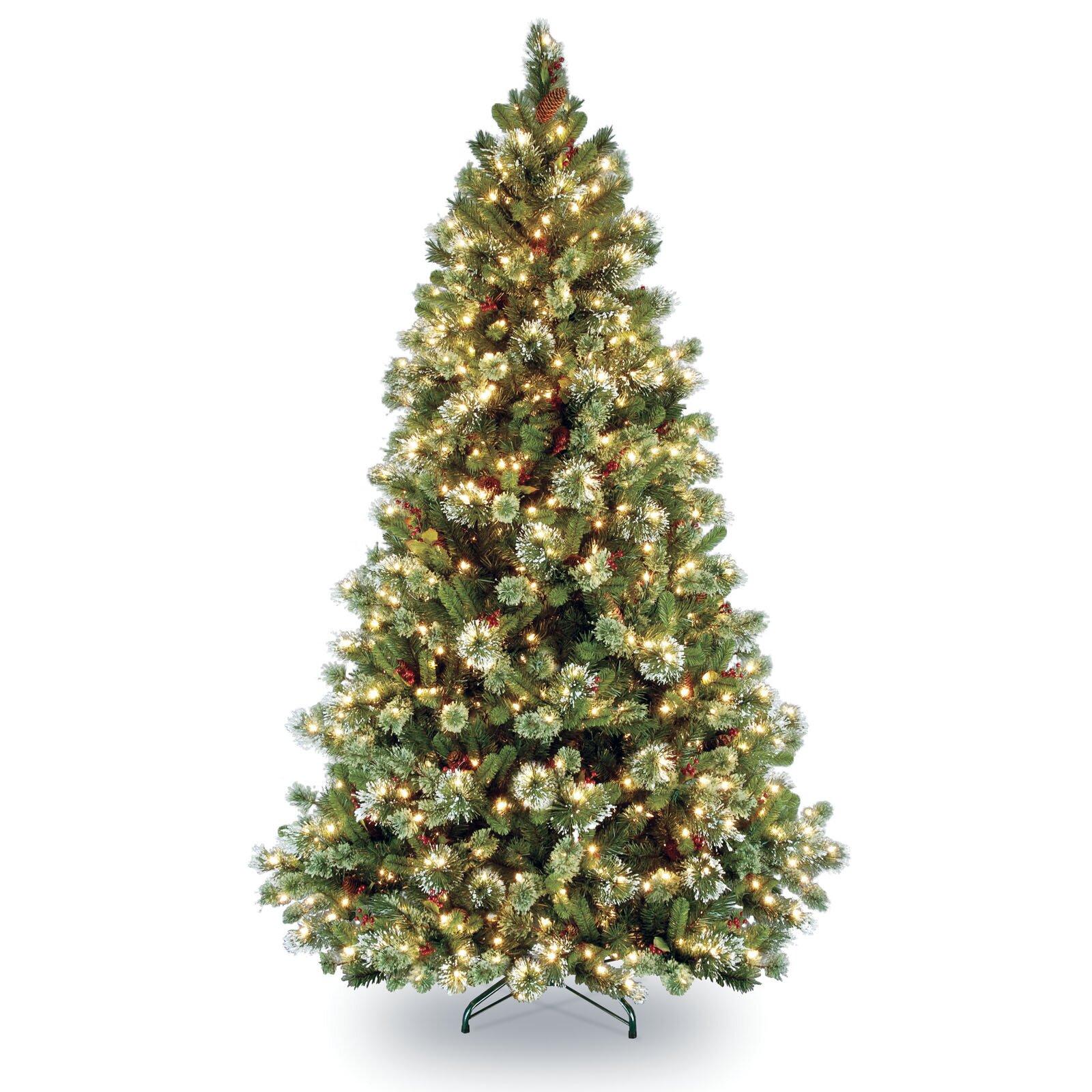 6 5 Ft Slim Christmas Tree