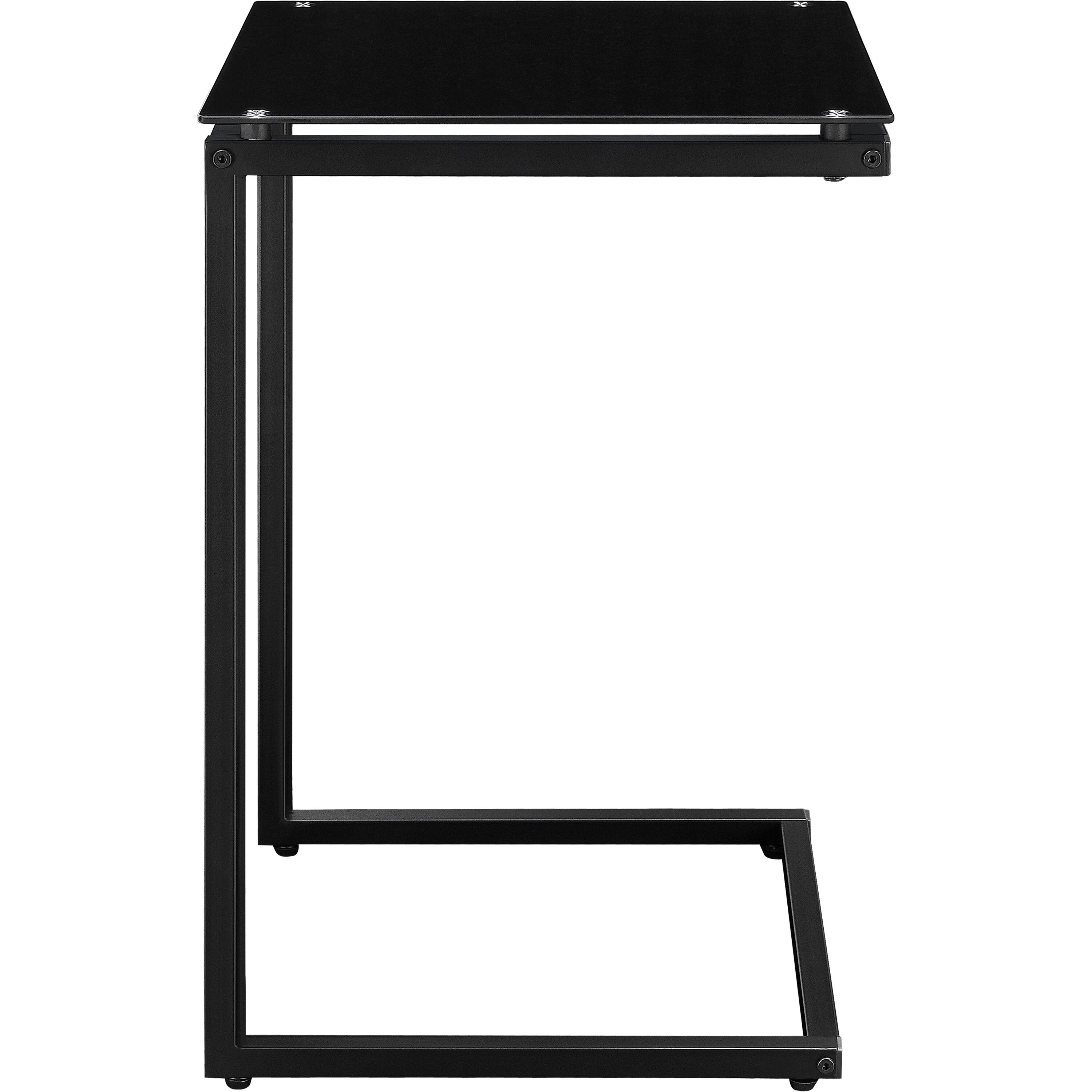 C Tables Furniture: Altra C Shaped End Table & Reviews