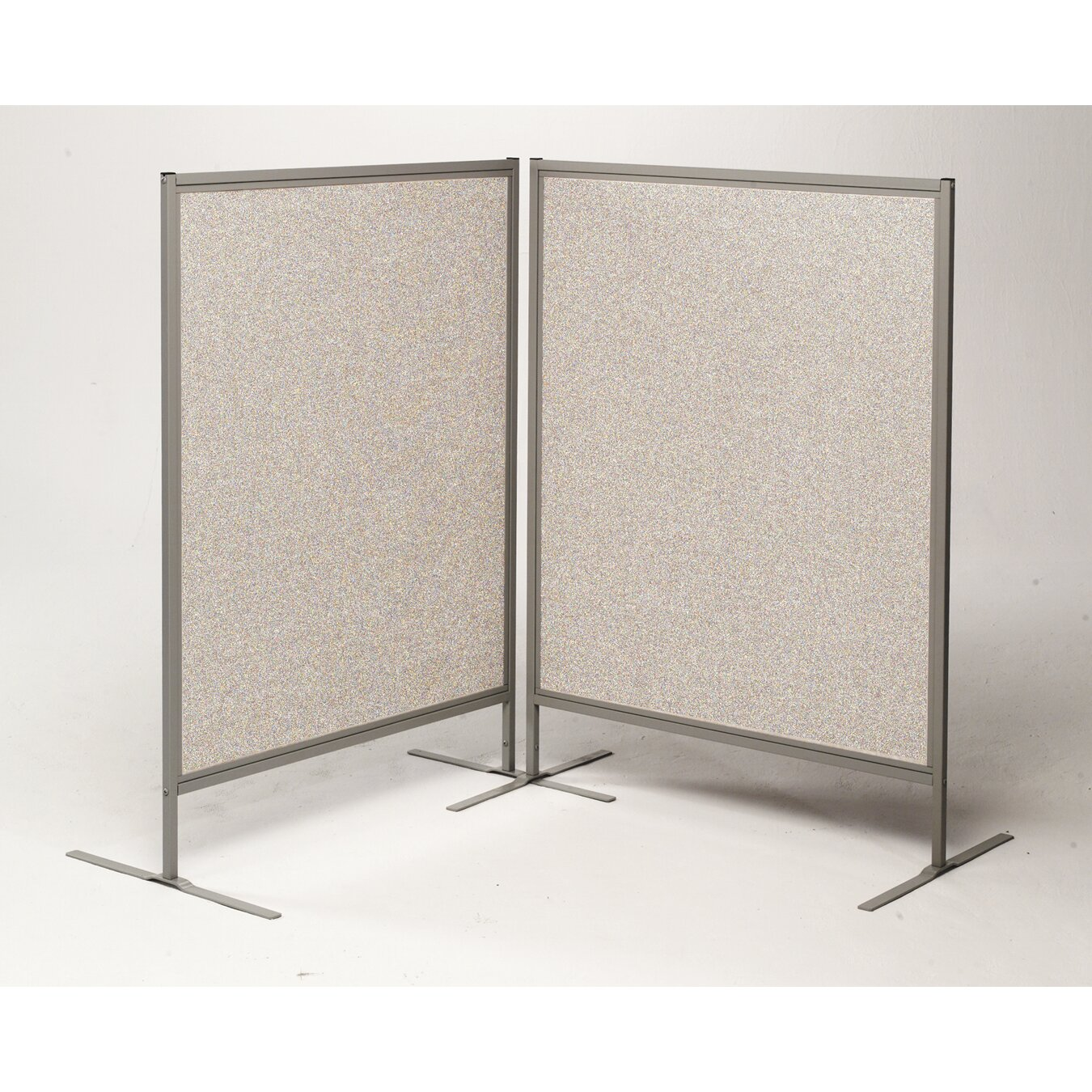 Portable Exhibition Panels : Best rite quot portable display panels and dividers