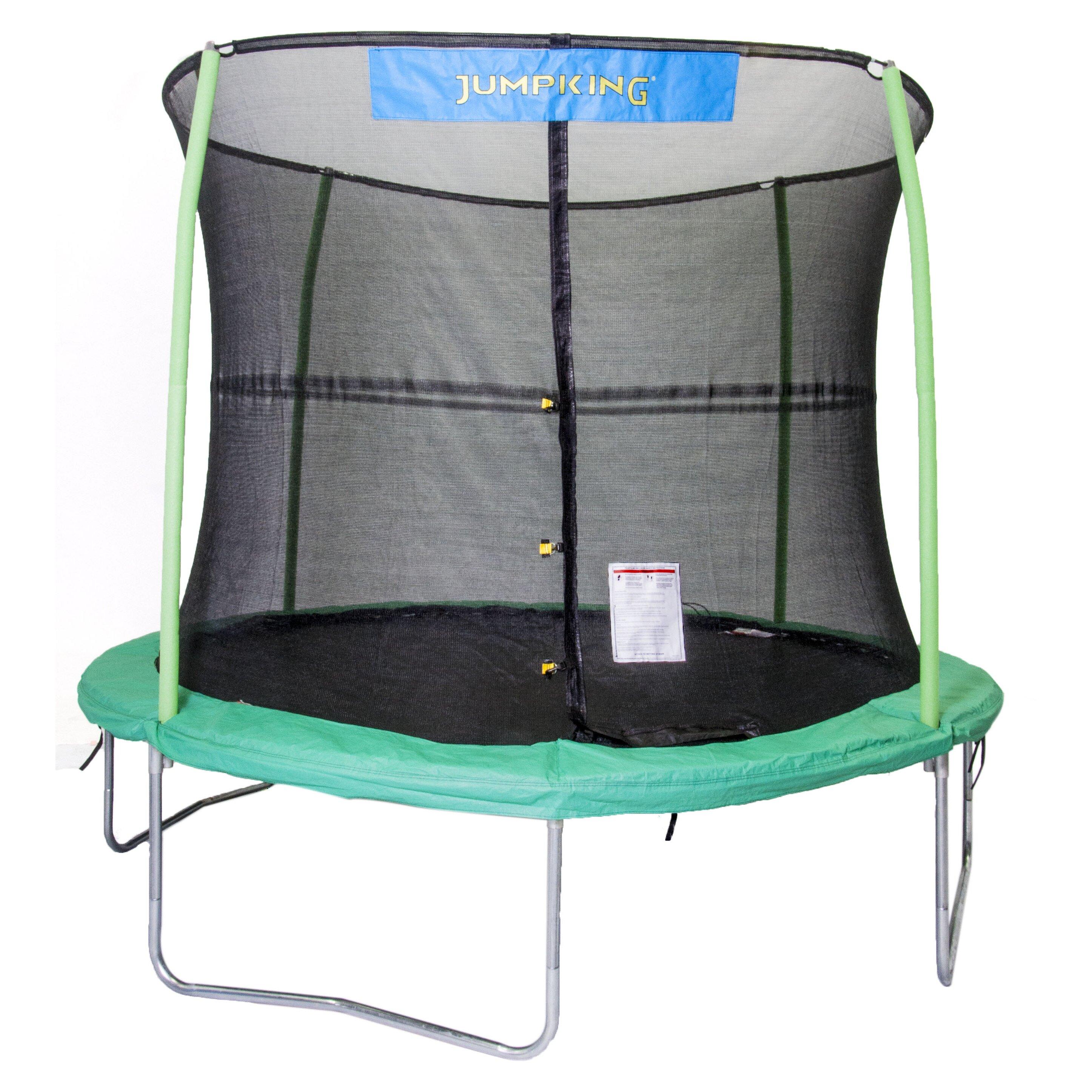 Jumpking 10' Enclosure For Trampoline