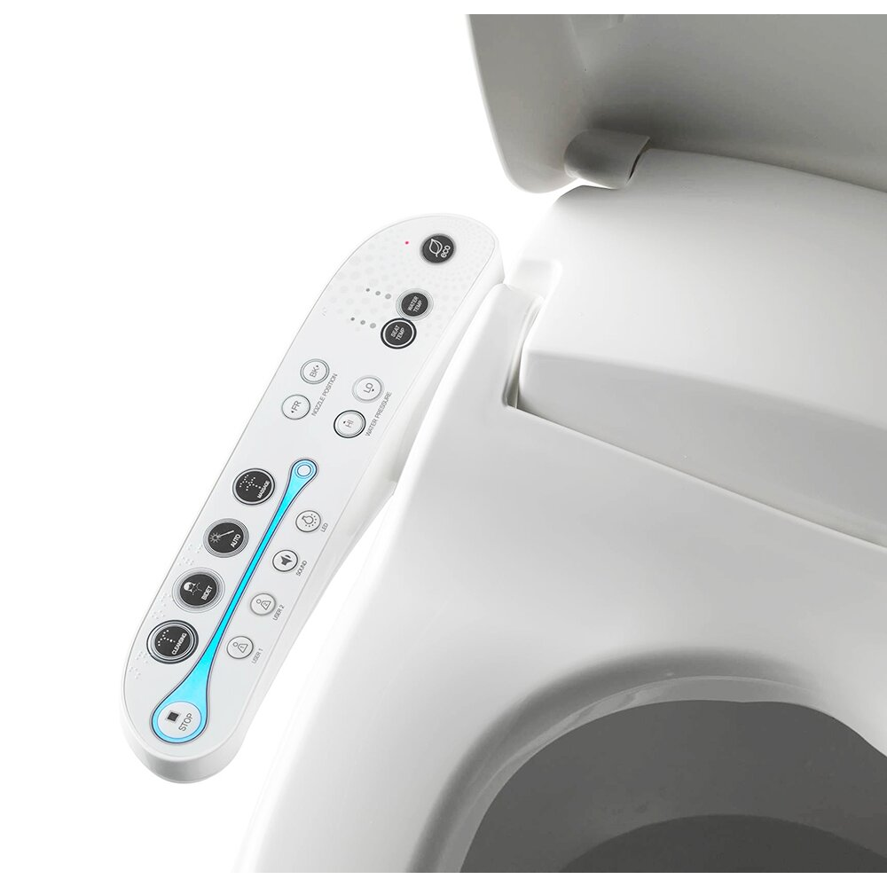 Bidet Seat Reviews: Bio Bidet Aura A7 Toilet Seat Bidet & Reviews