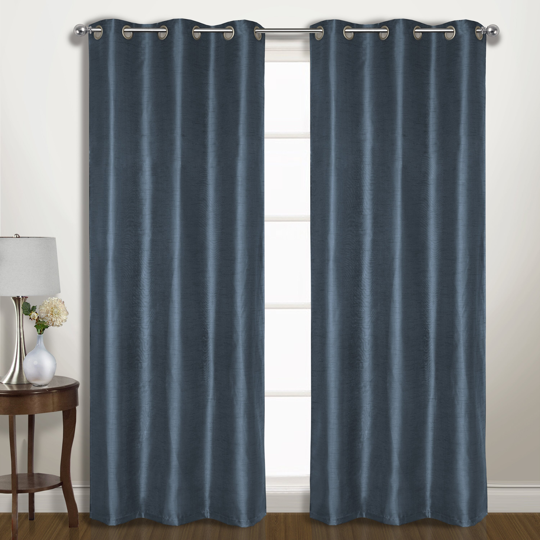 united curtain co blackout curtain panels reviews wayfair