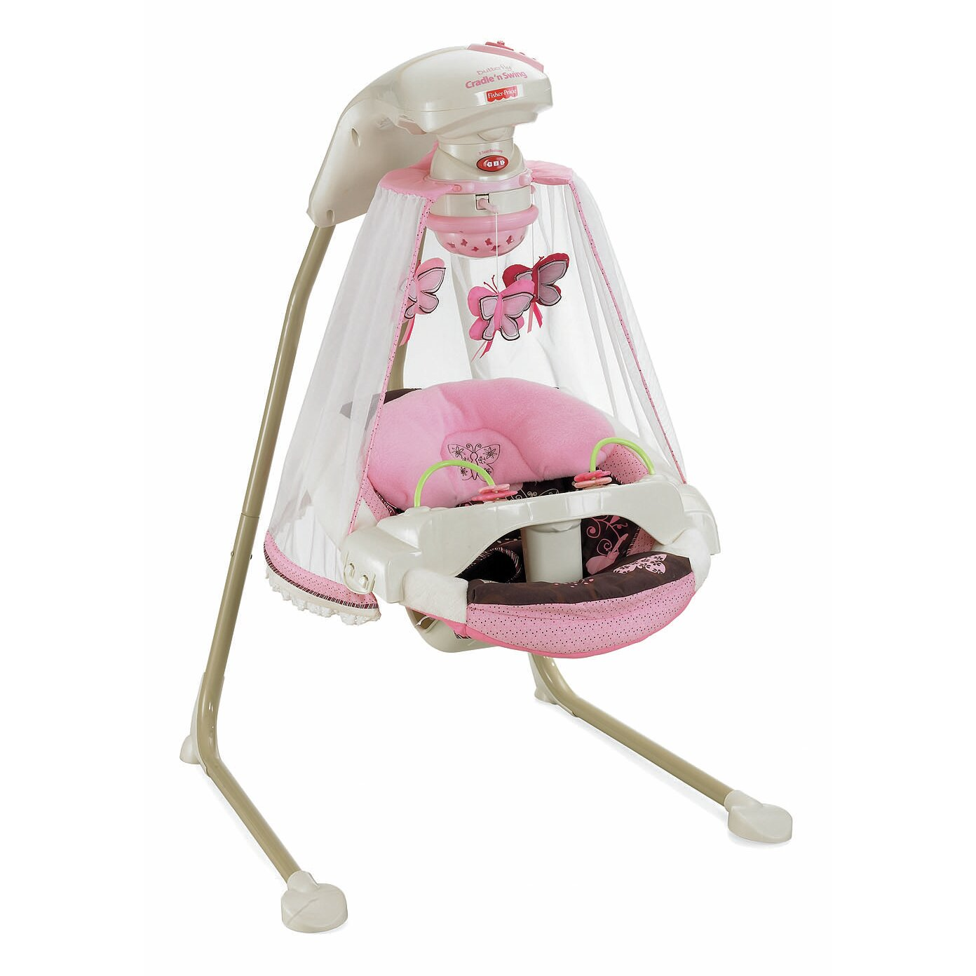 Fisher price swinging bassinet only