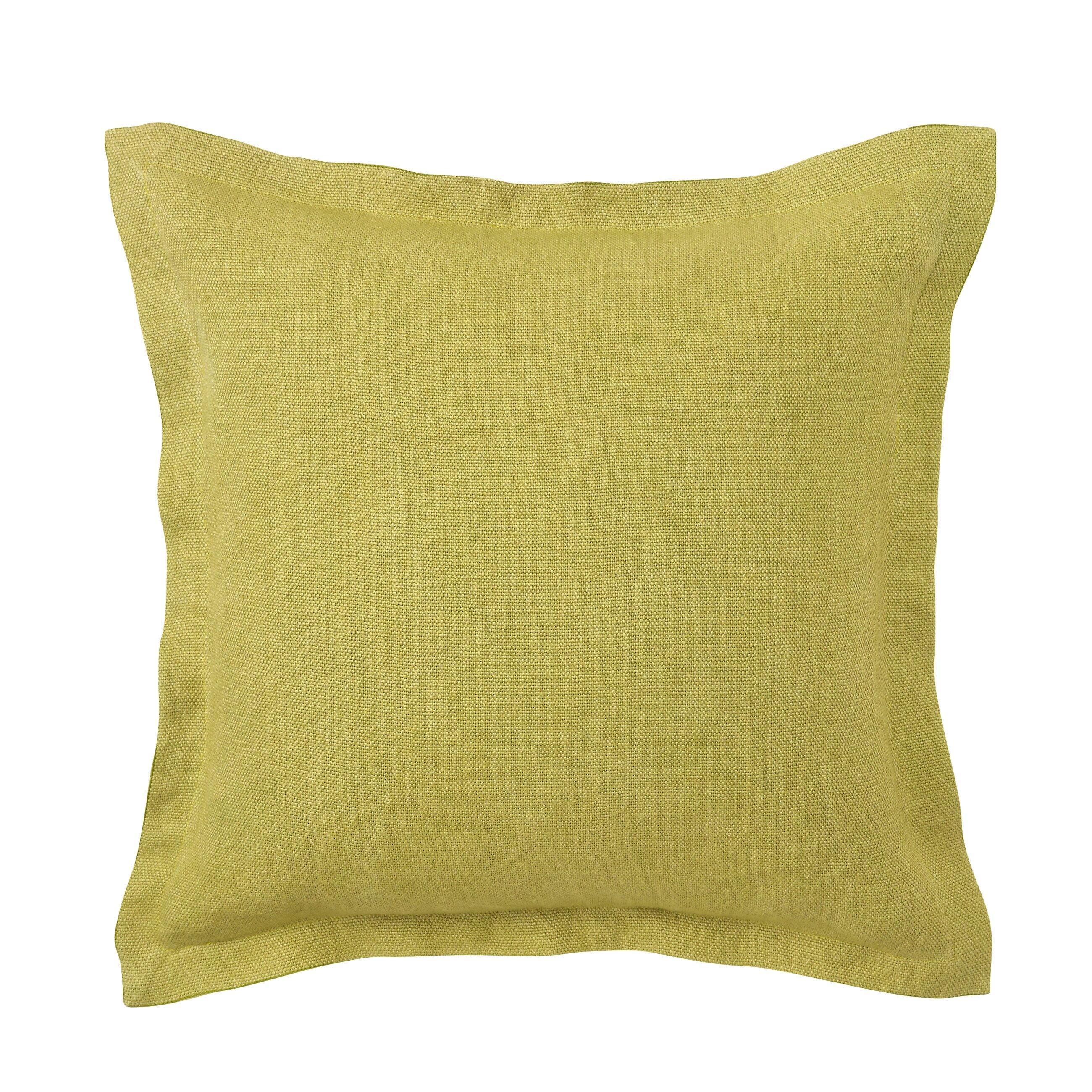 Company C Parasol Linen Throw Pillow & Reviews Wayfair.ca