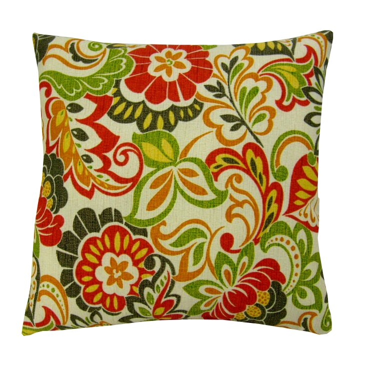 American Mills Zoe Outdoor Throw Pillow & Reviews Wayfair